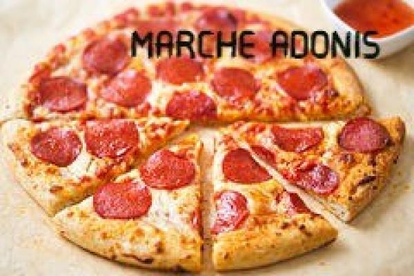 PRODUCT RECALL - unpasteurized milk in Parmesan and various allergens in homemade pizzas sold by Marché Adonis