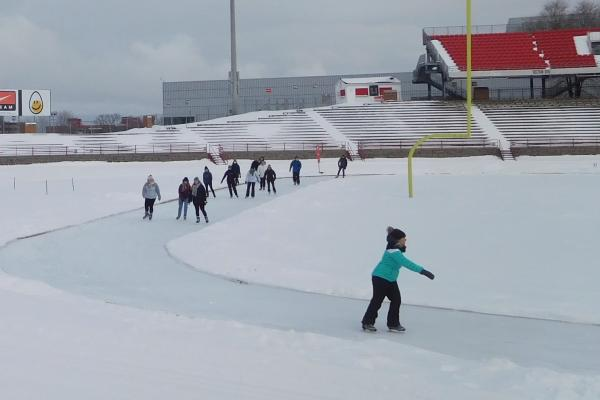 Laval's 'Nordic Campus' offers antidote for pandemic idleness