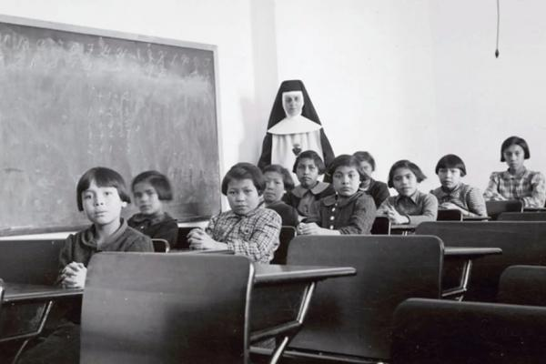 Residential schools in Canada deemed a National Historic Event
