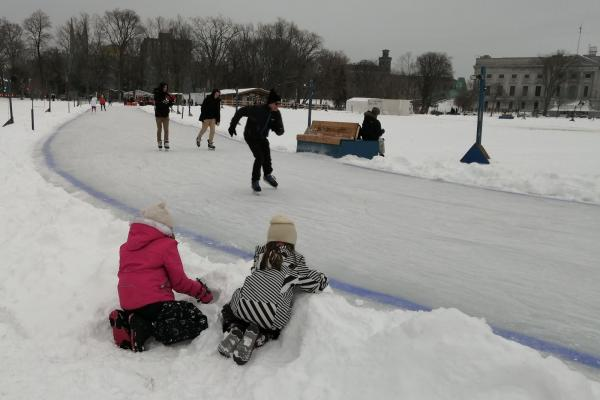 City sets pandemic rules for use of outdoor and indoor rinks