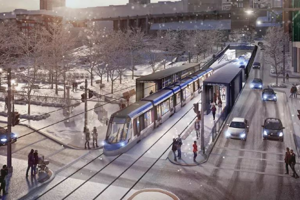 Legault and Labeaume reach deal: Tramway back on track