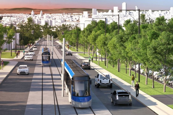 Breakthrough possible in CAQ-QC tramway route impasse