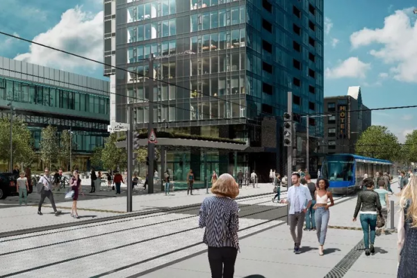 Major construction for tramway set to begin in Saint-Roch